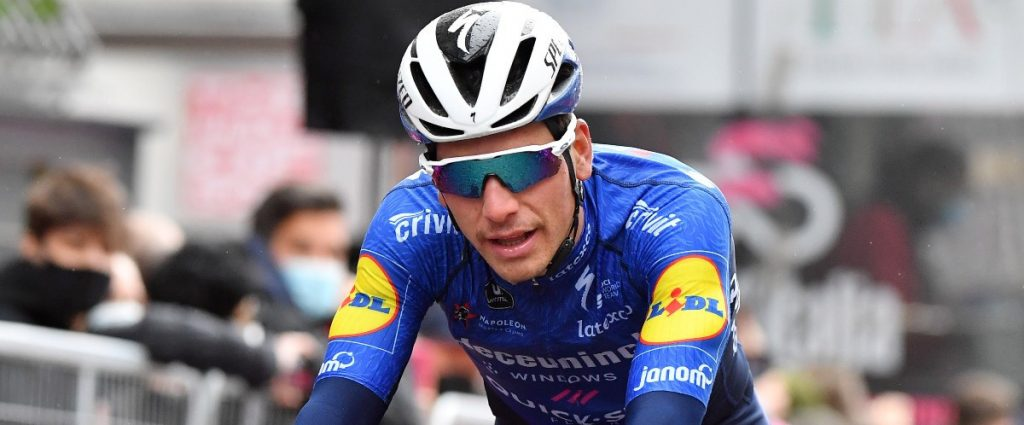 Tour of Luxembourg: Almeida hits entry!