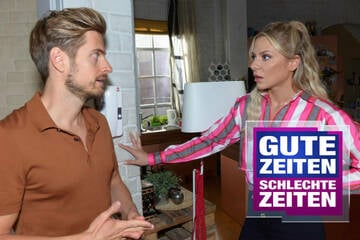 GZSZ: Philip moves sunny!  Is this the end of their hot relationship?