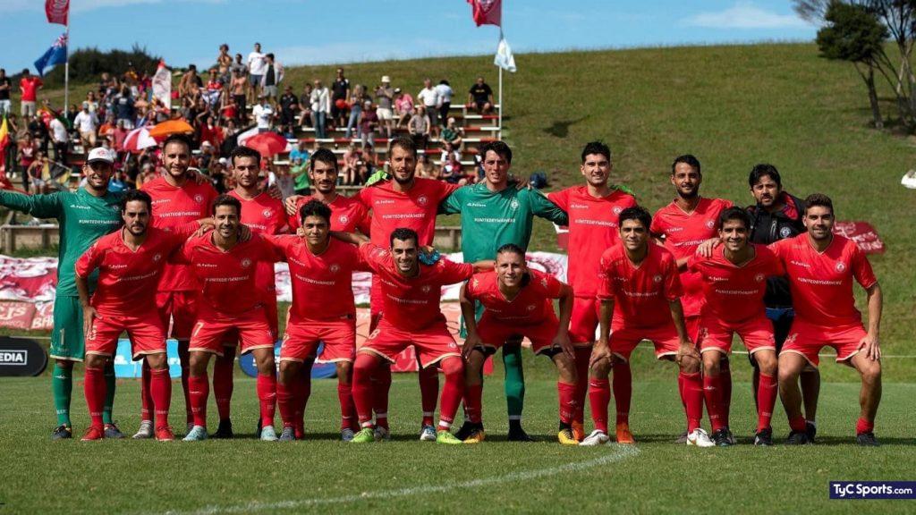 Waiheke, the 'Argentine club' that arrived in New Zealand first