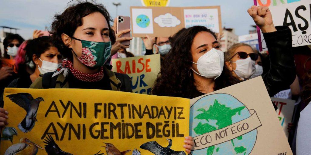 Turkey ratifies the Paris Agreement