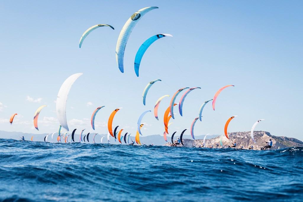Grand Slam Ika Kitefoil World Series, Cagliari