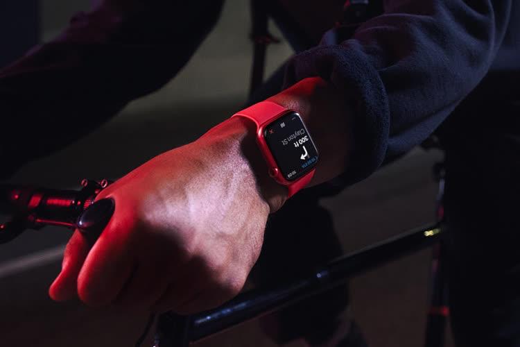 Comparison: Apple Watch Series 7 vs. Apple Watch Series 6