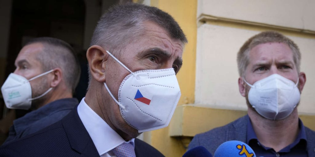 Czech prime minister loses parliamentary elections