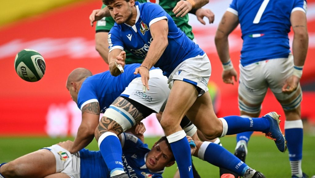 Rugby, four new blues for Citizen A: They are New Zealand, Fiji, South African and French