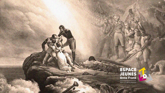 Activities in the footsteps of Napoleon Espace Jeunes Anne Frank