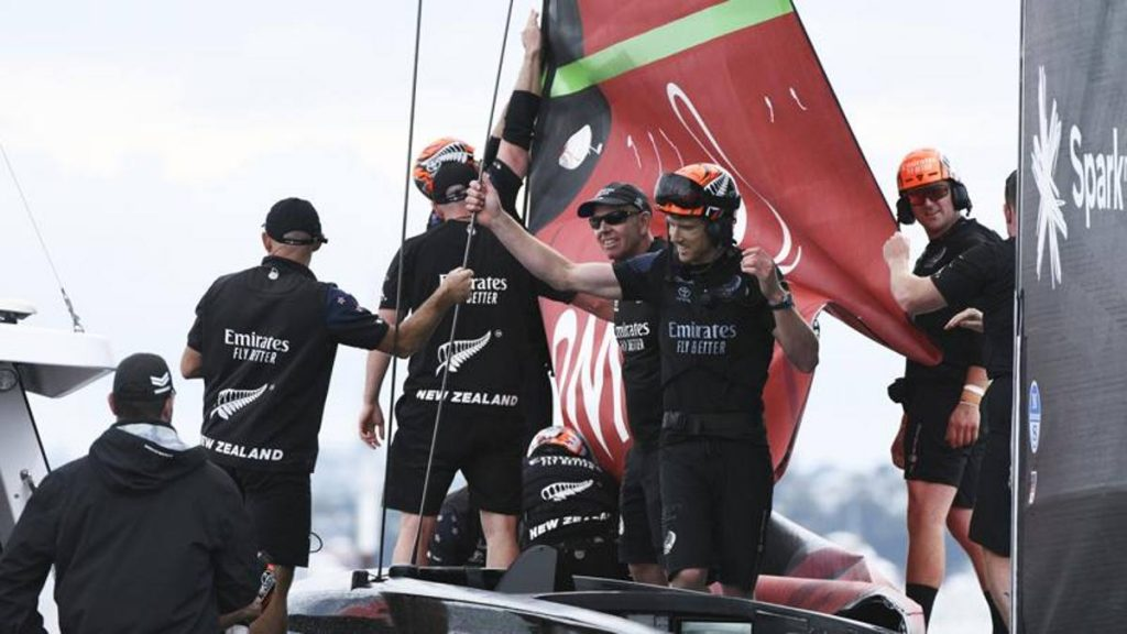 America's Cup, New Zealand Secrets: Creativity, Engineers and Champions