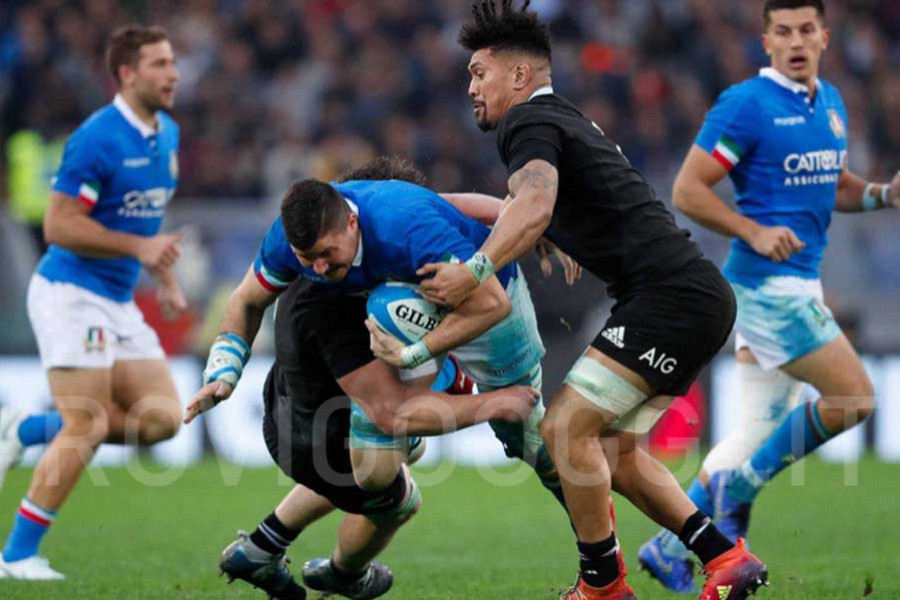 First appearance on November 6, then Pumas in Treviso and Uruguay in Parma