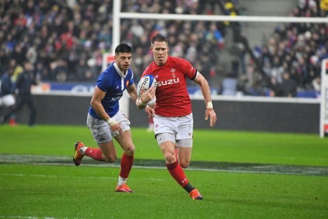 Liam Williams (Wales) may miss the New Zealand game in late October