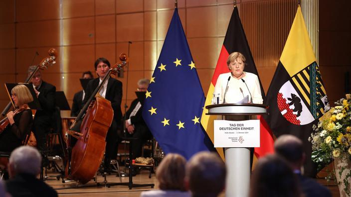 Angela Merkel s