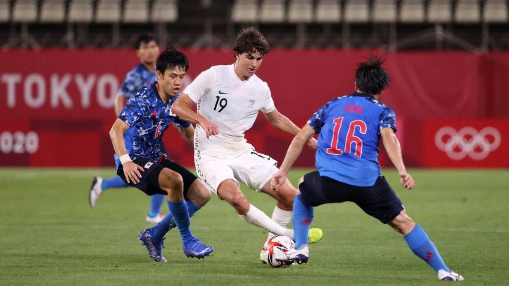 New Zealander Matthew Garbet is ready to join Italian club Torino