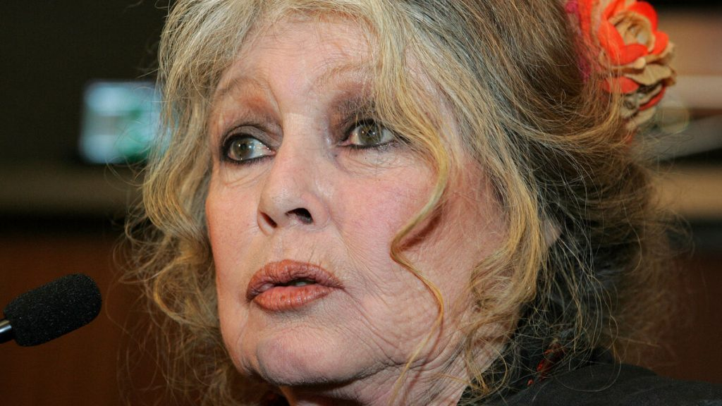 Racial insults against Reunion: a fine of 25,000 euros is required against Brigitte Bardot