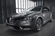 End of production Renault Talisman Dwai