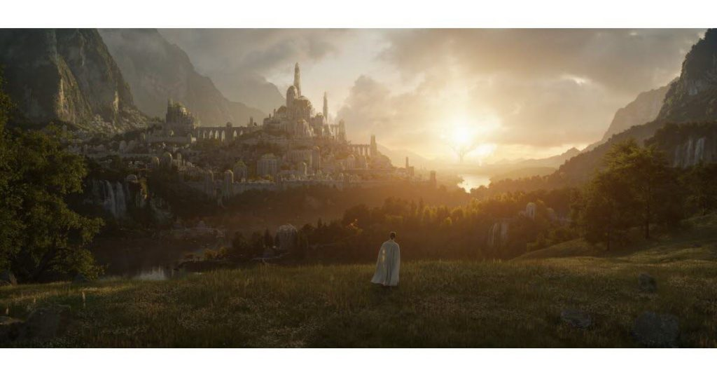 Series.  Amazon moves Lord of the Rings movie... and angers New Zealand