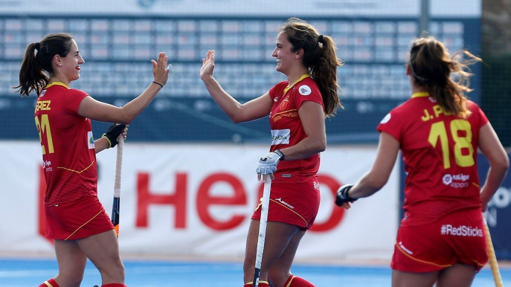 Spain overtakes New Zealand and leaves its bad start behind