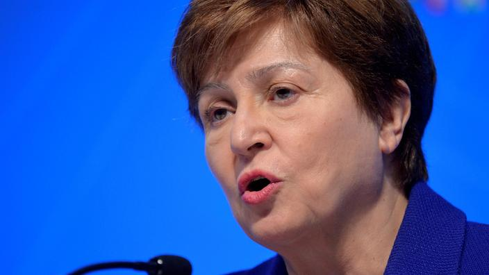 Kristalina Georgieva est accusée d